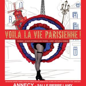 La Vie Parisienne – Salle Centrale De La Madeleine, 13.12.2021, 14h30.